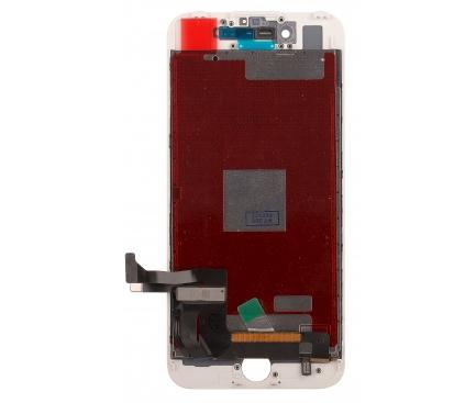 Display cu touchscreen si rama Apple iPhone 7 Alb