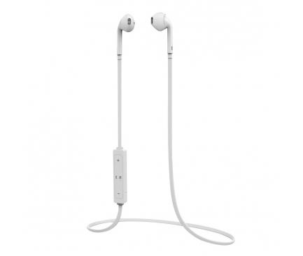 Handsfree Casti Bluetooth B3300-B Sport Alb Blister