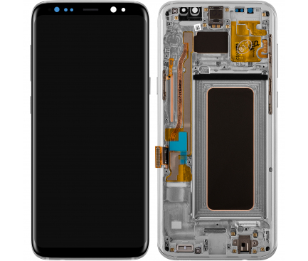 reparatii telefoane giurgiu - display Samsung S8+ G955