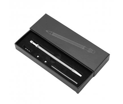 Pix Magnetic Antistres Think Ink Pen Argintiu Blister
