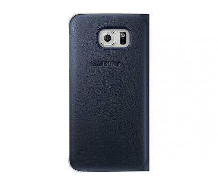 Husa piele Samsung Galaxy S6 G920 EF-WG920PB Blister Originala