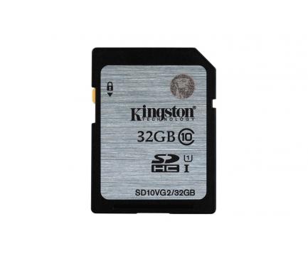 Card memorie Kingston SDHC 32Gb Clasa 10 UHS-I Blister