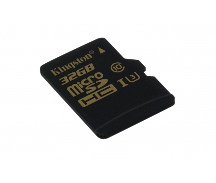 Card memorie Kingston MicroSDHC 32Gb UHS-I U3 fara adaptor Blister
