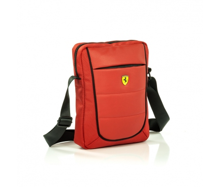 Geanta textil laptop 10.1 inci Ferrari FESH10RE Rosie Original