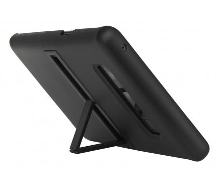 Husa plastic Samsung Galaxy Note8 N950 Anymode Kick Tok Transparenta Neagra Blister Originala