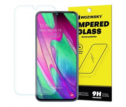 Folie Protectie ecran antisoc Apple iPhone 5 WZK Tempered Glass Blister Originala