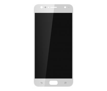 Display cu Touchscreen Asus Zenfone 4 Selfie ZD553KL Alb