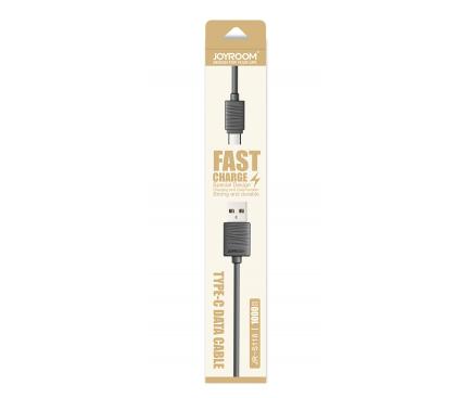 Cablu de date USB - USB Type-C Joyroom JR-S118 Fast Charging 1m Blister Original