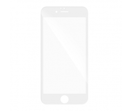 Folie Protectie ecran antisoc Xiaomi Redmi Note 5A Flexible Tempered Glass Full Face Alba Blister