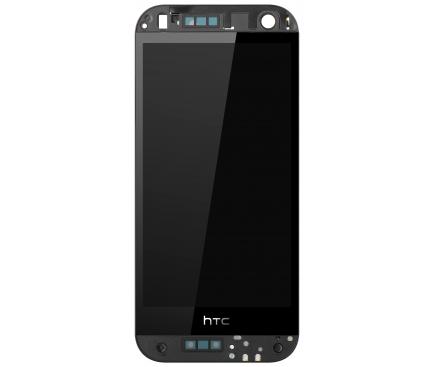 Display cu touchscreen si rama HTC One mini 2