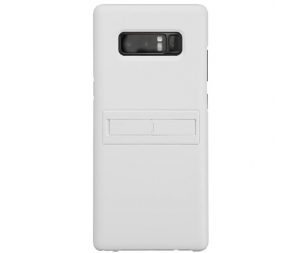 Husa plastic Samsung Galaxy Note8 N950 Anymode Kick Tok Alba Blister Originala