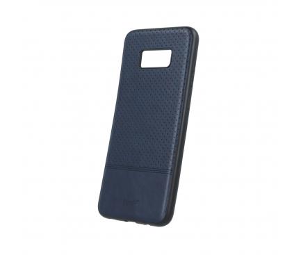 Husa Piele Beeyo Premium Pentru Huawei Mate 10 Lite, Bleumarin, Blister