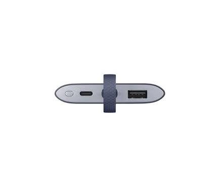 Baterie externa Powerbank Samsung Type-C Fast Charge EB-PG950CNEGWW 5100mA Bleumarin Blister Originala