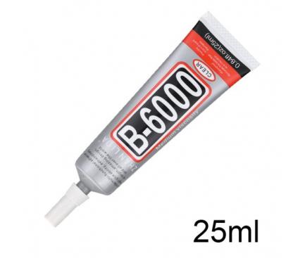 Adeziv lichid transparent Zhanlida B-6000 25ml Original
