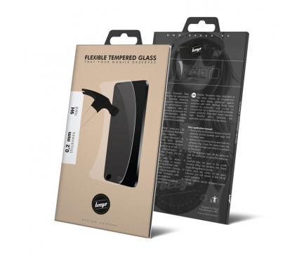 Folie Protectie Ecran Beeyo pentru Huawei P20, Sticla securizata, Flexible 0.2mm, Blister