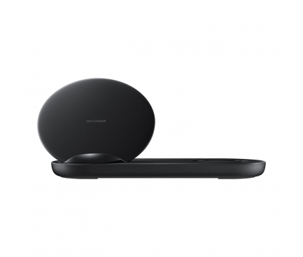 Incarcator Retea Wireless Samsung, Quick Charge, Negru, Blister EP-N6100TBEGWW