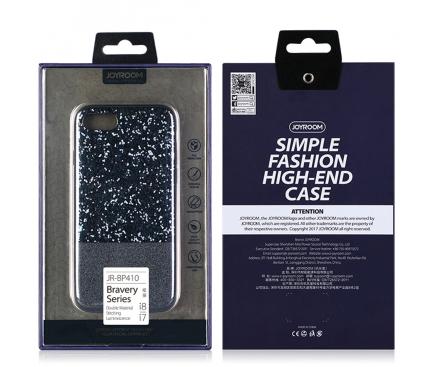 Husa Joyroom Bravery pentru Apple iPhone 7 / Apple iPhone 8, Mov, Blister
