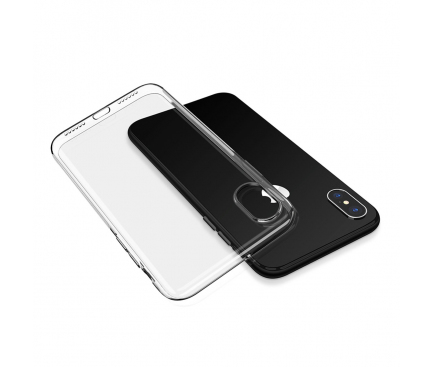 Husa TPU Joyroom Comely pentru Apple iPhone X, Transparenta, Blister