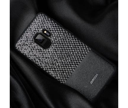 Husa Joyroom Glittery pentru Samsung Galaxy S9 G960, Neagra, Blister