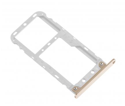Suport Card - Suport SIM Auriu Xiaomi Mi A1