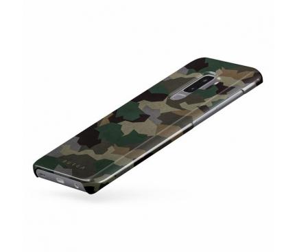 Husa Plastic Burga Tropical Green Camo Samsung Galaxy S9+ G965, Blister S9+_SP_ML_03