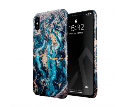Husa Plastic Burga Mystic River Apple iPhone XS, Blister iPX_SP_MB_42