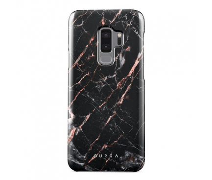 Husa Plastic Burga Rose Gold Marble Samsung Galaxy S9+ G965, Blister S9+_SP_MB_30