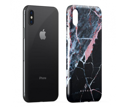 Husa Plastic Burga Hidden Beauty Apple iPhone XS, Blister iPX_SP_MB_08