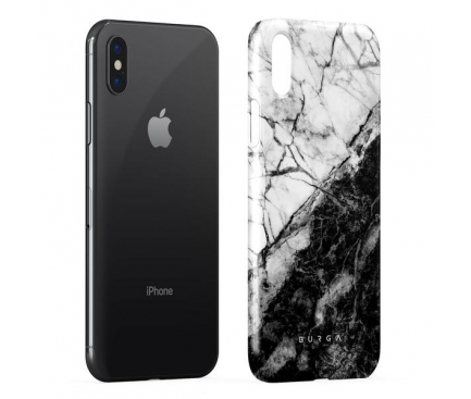 Husa Plastic Burga Fatal Contradiction Apple iPhone X, Blister iPX_SP_MB_16