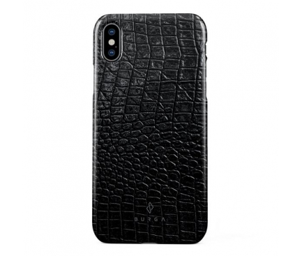 Husa Plastic Burga Reeper's Touch Apple iPhone X, Blister iPX_SP_SV_02