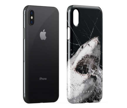 Husa Plastic Burga Ruthless Jaws Apple iPhone X, Blister iPX_SP_SV_19