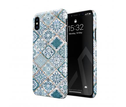 Husa Plastic Burga Tropical Oasis Apple iPhone X, Blister iPX_SP_MR_16