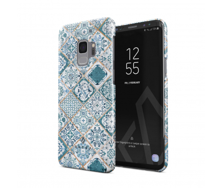Husa Plastic Burga Tropical Oasis Samsung Galaxy S9 G960, Blister S9_SP_MR_16