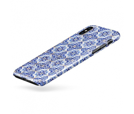 Husa Plastic Burga Blue City Apple iPhone X, Blister iPX_SP_MR_19