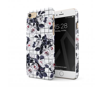 Husa Plastic Burga Cherry Blossom Apple iPhone 7 / Apple iPhone 8, Blister iP7_SP_FL_27