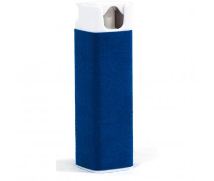 Spray si servetel curatare ecran dispozitive electronice Splash Pure 20ml, SP-PU-BL, Albastru, Blister