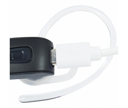 Handsfree Casca Bluetooth Genai 4.1 GN-B1, Negru, Blister