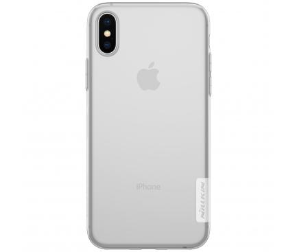 Husa TPU Nillkin Nature pentru Apple iPhone XS Max, Transparenta