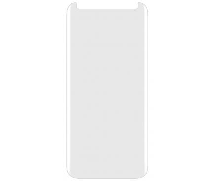 Folie Protectie Ecran Blueline pentru Samsung Galaxy S9 G960, Sticla securizata, Full Face, Full Glue UV, Blister