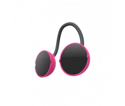 Boxa portabila Bluetooth Yamazoki MOKTAK PRO, MultiPoint, Roz, Blister MK-0095-PIN