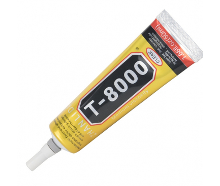 Adeziv lichid transparent Zhanlida T-8000 50ml