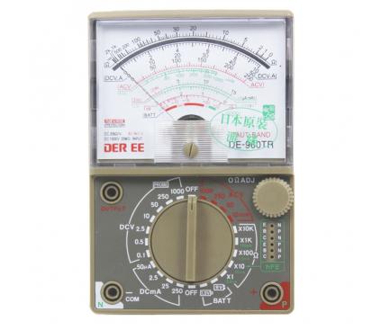 Aparat de masura analogic DE-960TR