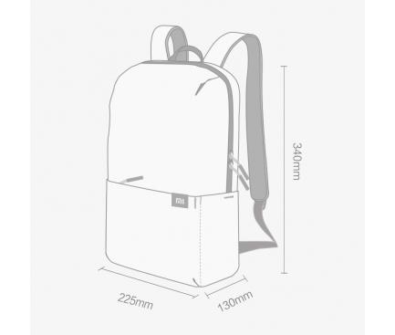 Rucsac textil Xiaomi Unisex 10L Bleumarin