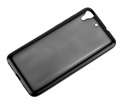 Husa TPU OEM pentru Nokia 5.1, Neagra, Bulk