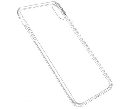 Husa TPU OEM Ultra Slim pentru Samsung J6 Plus (2018) J610, Transparenta, Bulk