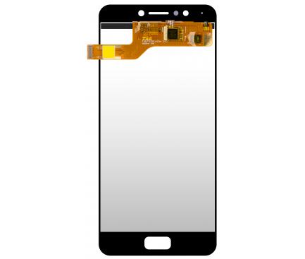 Display - Touchscreen Alb Asus Zenfone 4 Max ZC520KL