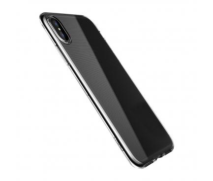 Husa TPU OEM pentru Apple iPhone XS Max, Transparenta