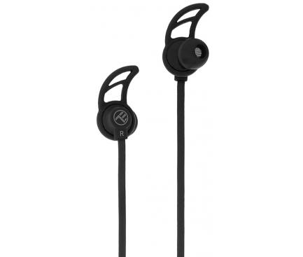Handsfree Casti In-Ear Tellur Comfy, Cu microfon, 3.5 mm, Negru, Blister TLL162062