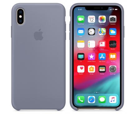 Husa TPU Apple iPhone XS Max, Gri, Blister AP-MTFH2ZM/A