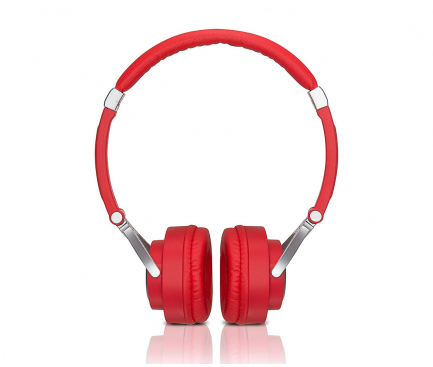 Handsfree Casti Over-Ear Motorola Pulse Max Stereo, Cu microfon, 3.5 mm, Rosu, Blister